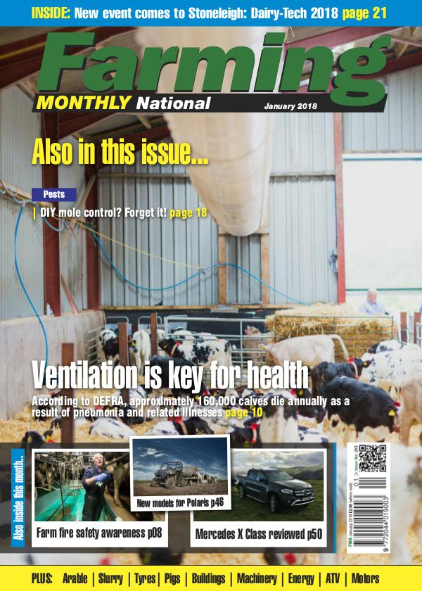 Farming Monthly National January 2018