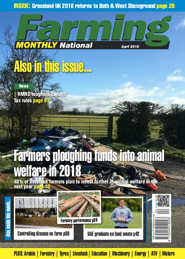 Farming Monthly National April 2018