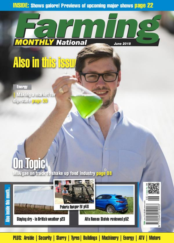 Farming Monthly National June 2018