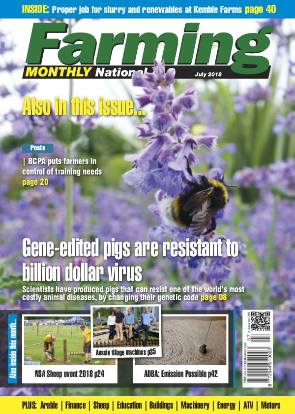 Farming Monthly National July 2018