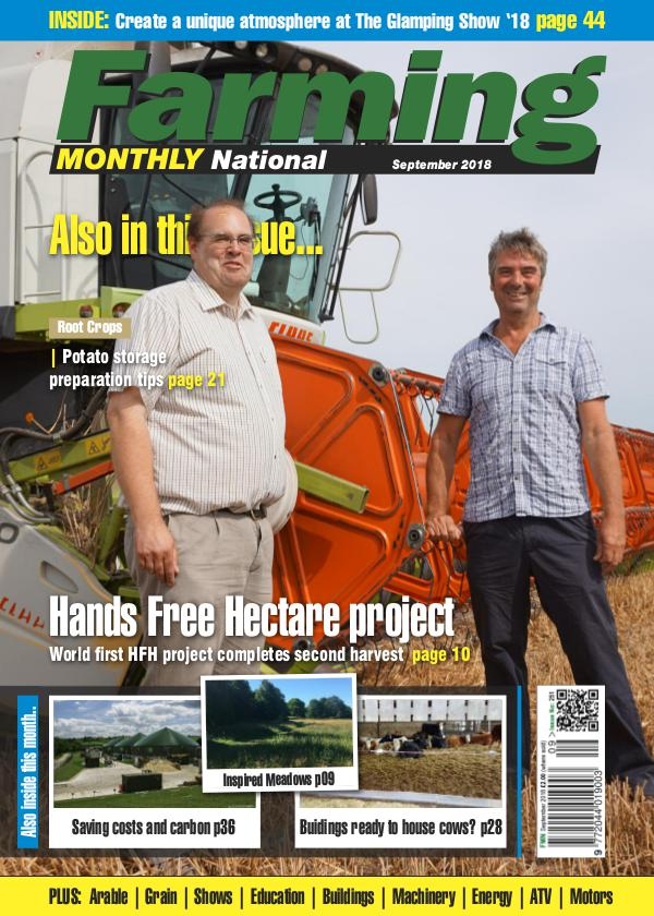 Farming Monthly National September 2018