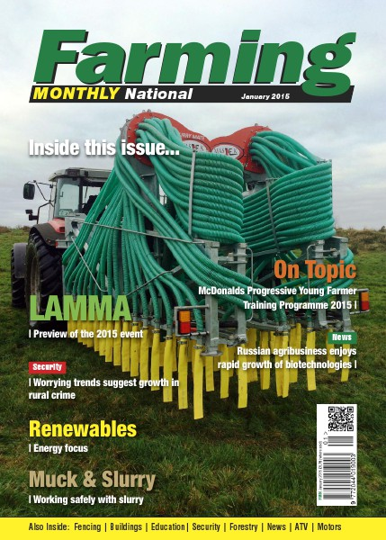 Farming Monthly National January 2015
