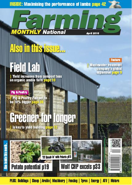 Farming Monthly National April 2016
