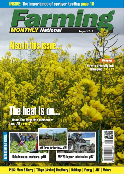 Farming Monthly National August 2016