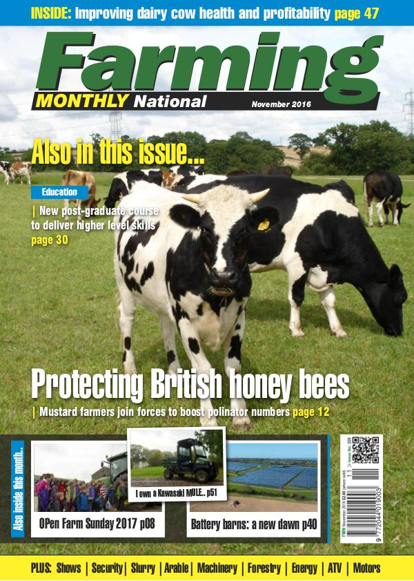 Farming Monthly National November 2016