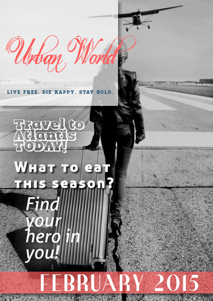 Urban World February 2015