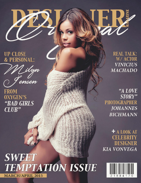 SWEET TEMPTATION ISSUE  MARCH 2015