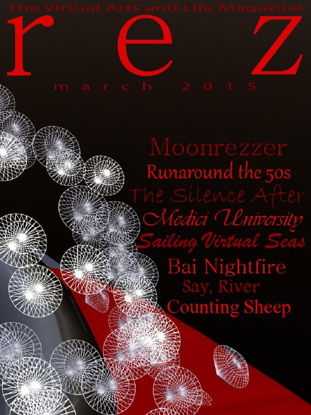 rez Magazine March 2015