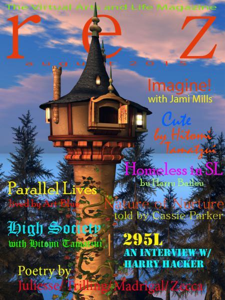 rez Magazine rez Magazine Augut 2015