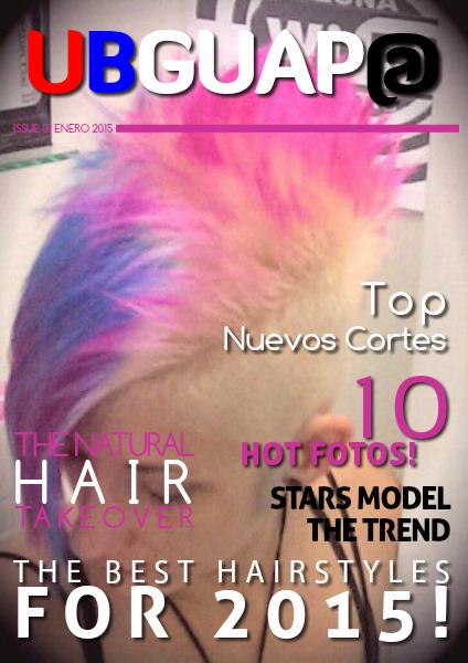 UBIEE - UBguap@ Hairstylings Vol.1º 2015