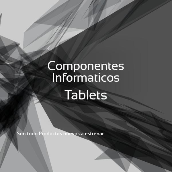 Componentes Informáticos - Tablets