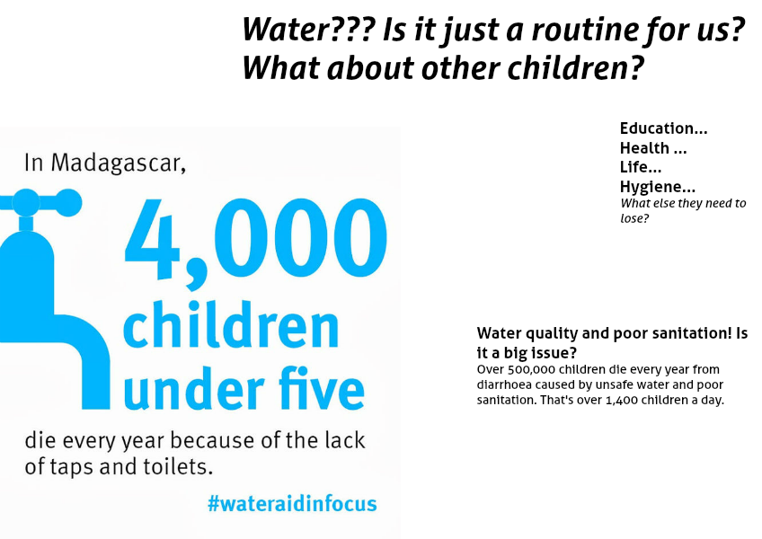 Children...Water Aid GZGTY~VYZ