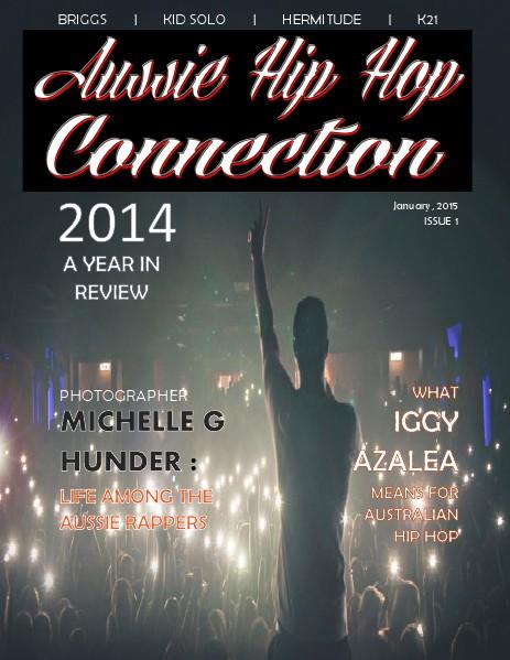 Aussie Hip Hop Connection Issue 1