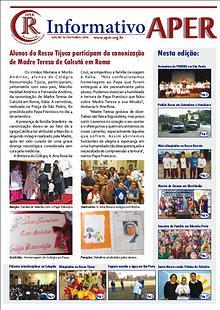Informativo Aper - Edição: Nº 16 – 10/2016
