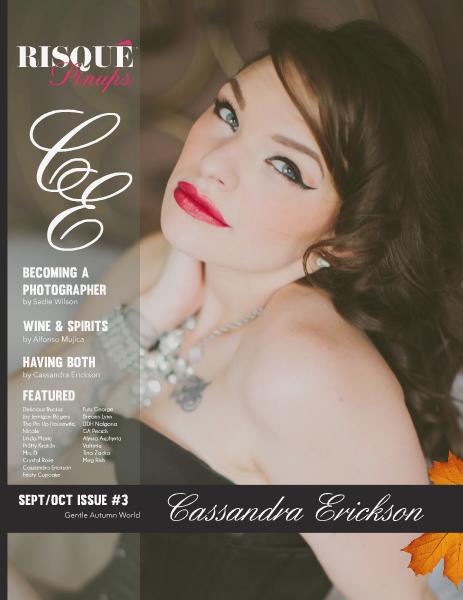 Cassandra Erickson