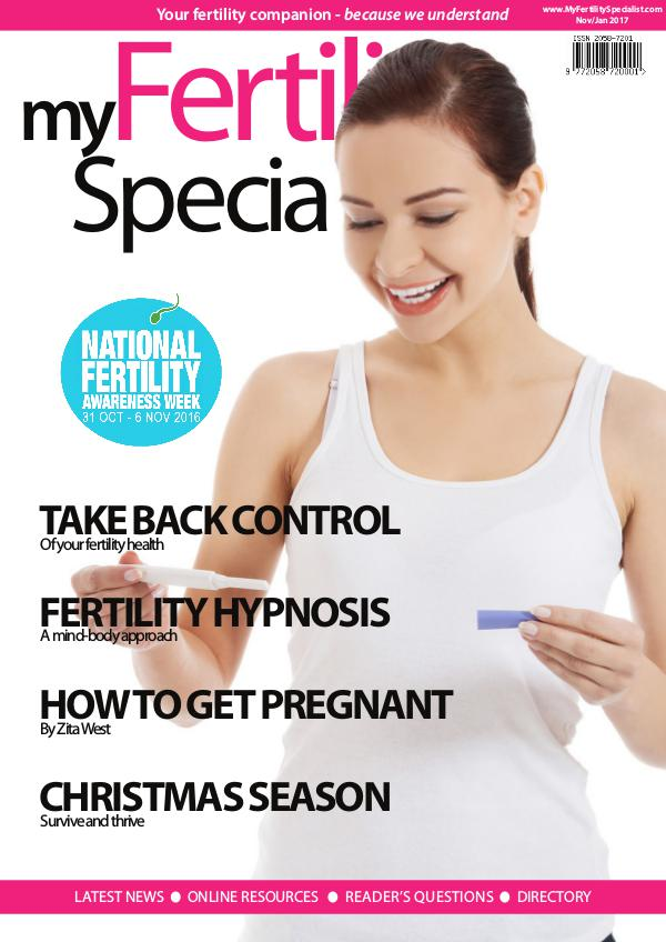 My Fertility Specialist Magazine November-January 2017