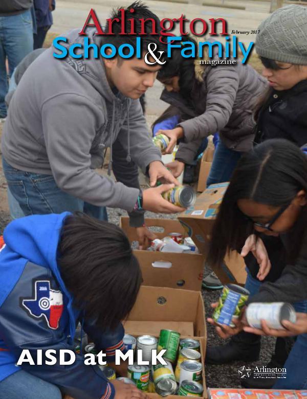 Arlington School & Family Magazine February 2017
