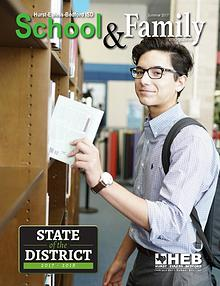 HEB ISD School & Family Magazine