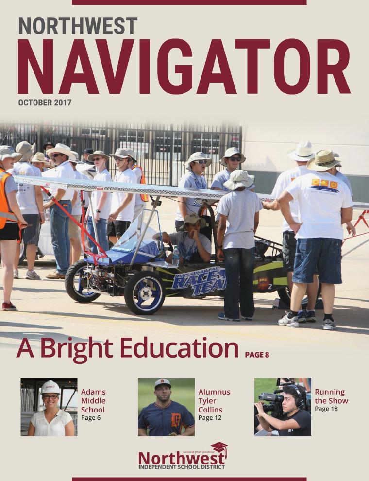 Northwest ISD Navigator Magazine October 2017