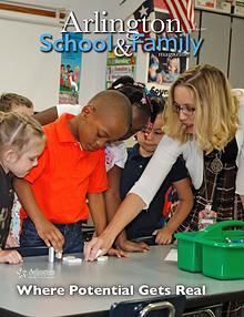 Arlington School & Family Magazine