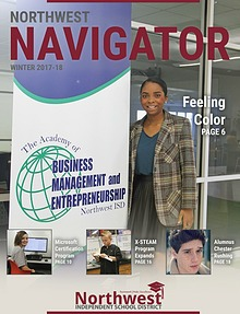Northwest ISD Navigator Magazine