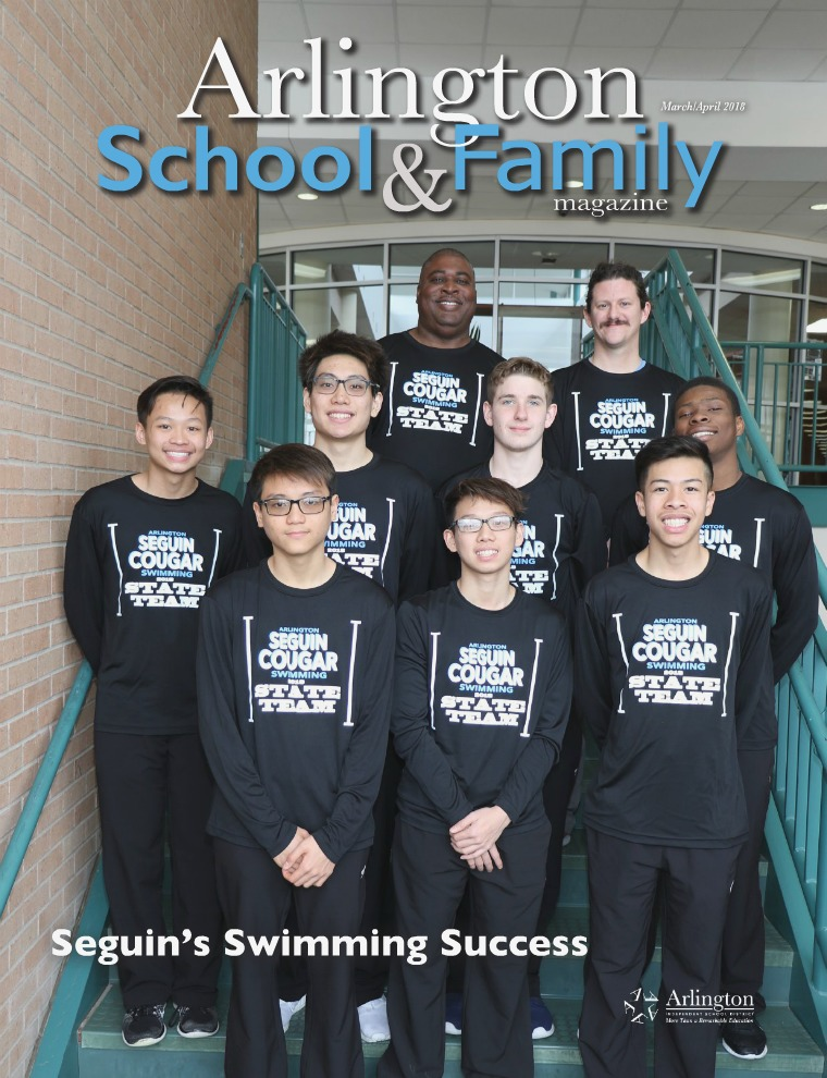 Arlington School & Family Magazine March/April 2018