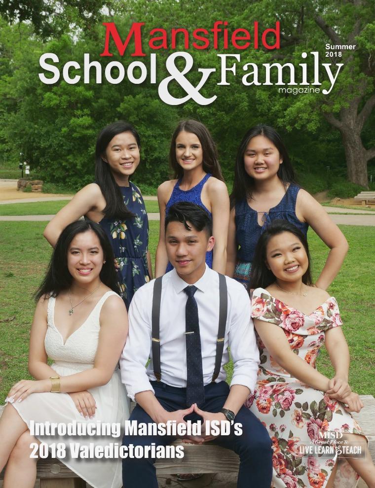 Mansfield School & Family Magazine Summer 2018