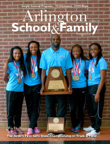 Arlington School & Family Magazine June/July 2015