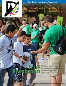 Denton ISD Our Impact In Your Community Magazine