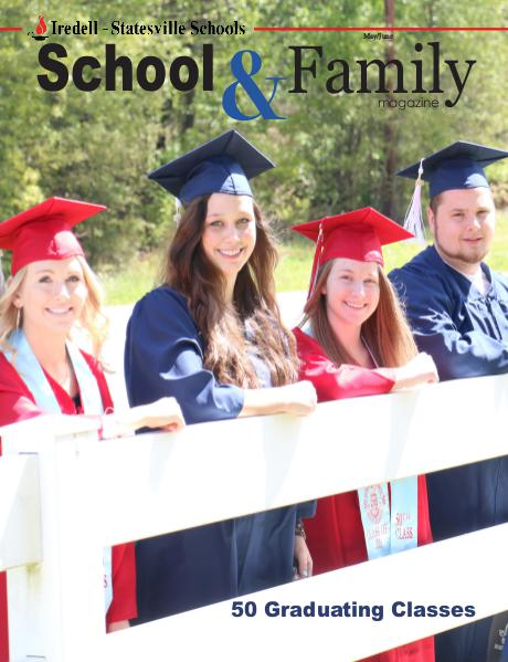 Iredell-Statesville Schools School & Family Magazine May 2016