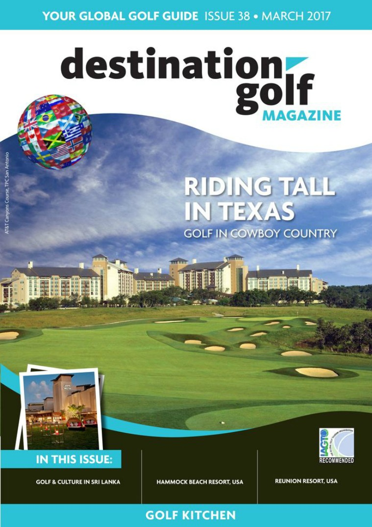 Destination Golf - March 2017 *