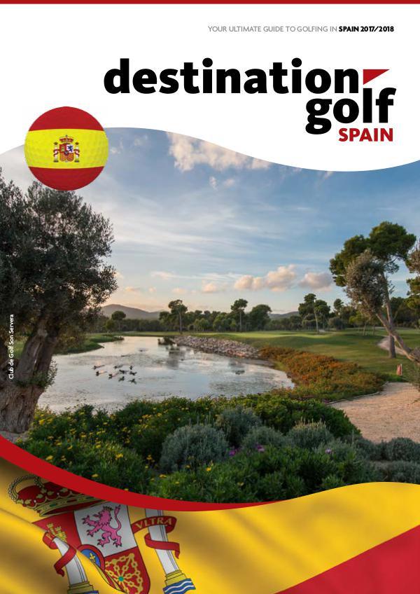 Destination Golf Spain 2017 *
