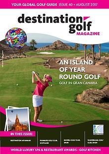 Destination Golf - August 2017