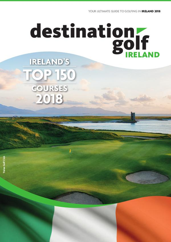Destination Golf Ireland  2018 *
