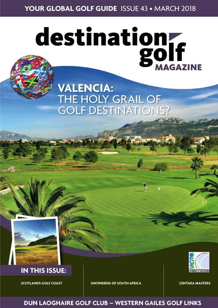 Destination Golf - March 2018 *
