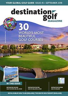 Destination Golf Global Guide - Autumn 2018