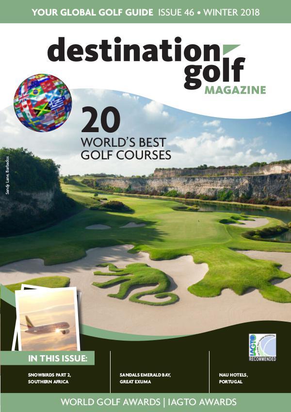 Destination Golf Global Guide (Winter 2018) *