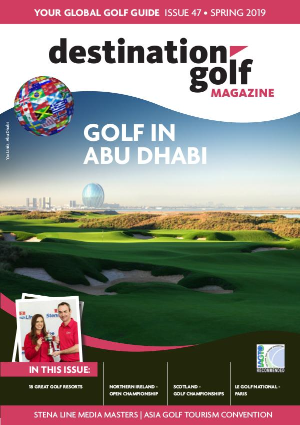Destination Golf Global (Spring 2019) *