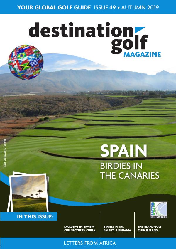 Destination Golf Global (Autumn 2019) *