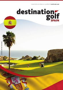 Destination Golf Spain 2015