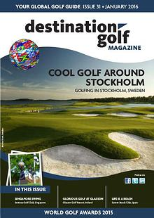 Destination Golf - January 2016