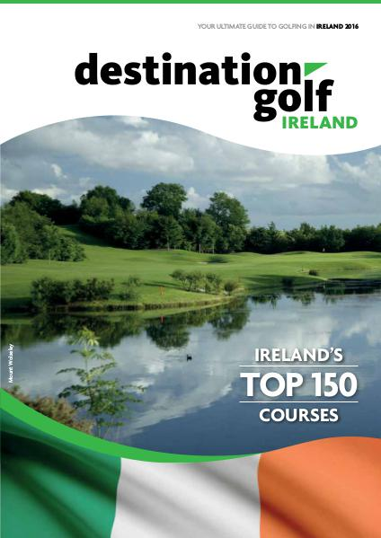 Destination Golf Ireland 2016