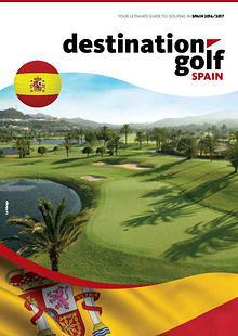 Destination Golf Spain 2016