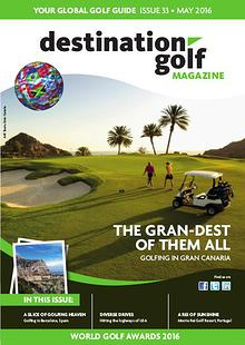 Destination Golf - May 2016*