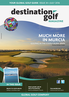 Destination Golf - July 2016