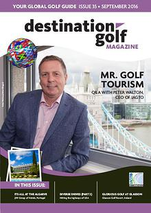 Destination Golf - September 2016