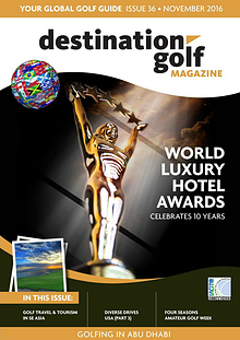 Destination Golf - November 2016