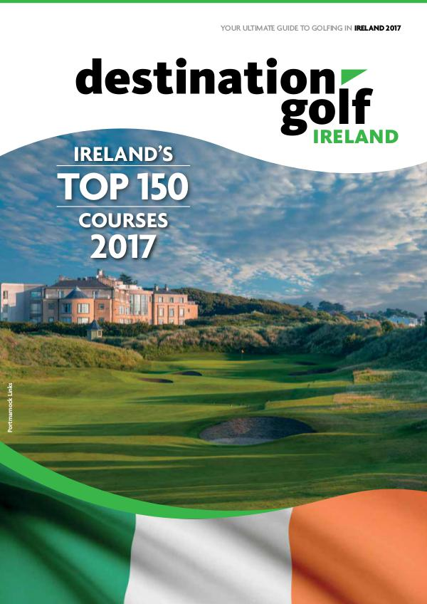 Destination Golf Ireland 2017 *