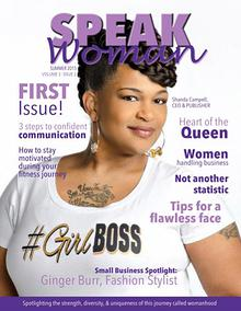 Speak Woman Magazine