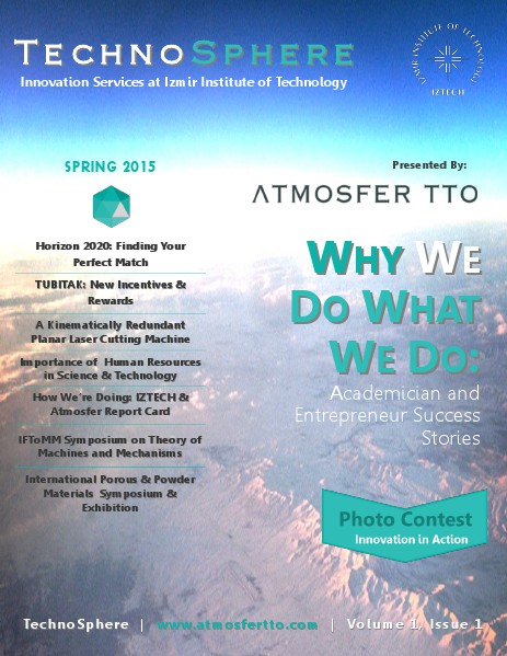 TechnoSphere by Atmosfer Spring 2015